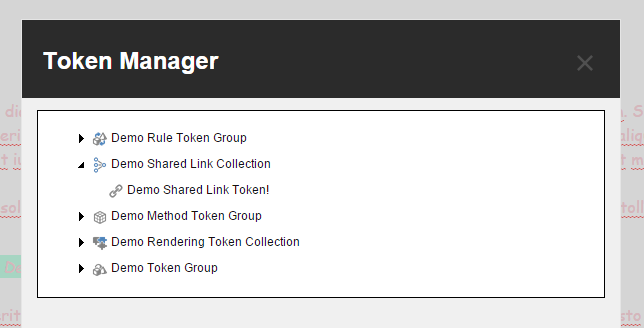 TokenManagerInterface