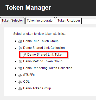 TokenManagerSelect